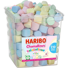 Chamallows Rainbollow 210 bonbons