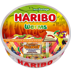 Worms Halloween 700g