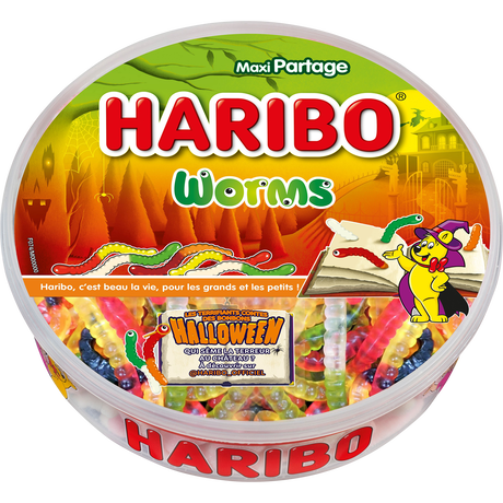 Worms Halloween Edition 2020 image number null