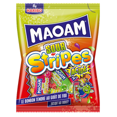 MAOAM Sour stripes 200g