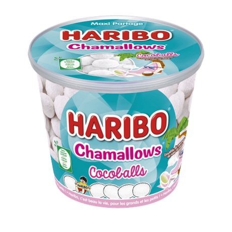 Chamallows cocoballs 470g image number null