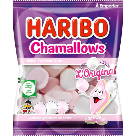 Chamallows original image number null