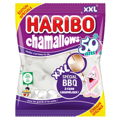 Chamallows XXL Barbecue 500G