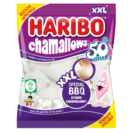 Chamallows XXL Barbecue 500G image number null