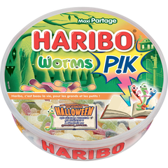 Worms Pik Halloween 700g