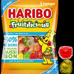 Fruitilicious sachet 100g