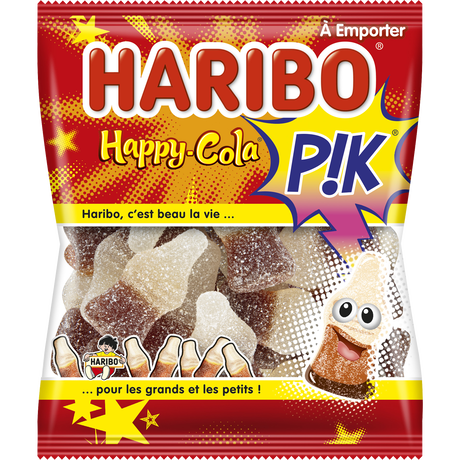 Happy Cola Pik sachet 120g image number null
